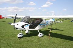 G-CIYN Best Off Skyranger [BMAA HB 672] Sywell 310818