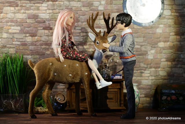 luna lovegood ooak