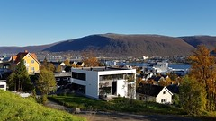 Tromsø seen from Alfheim