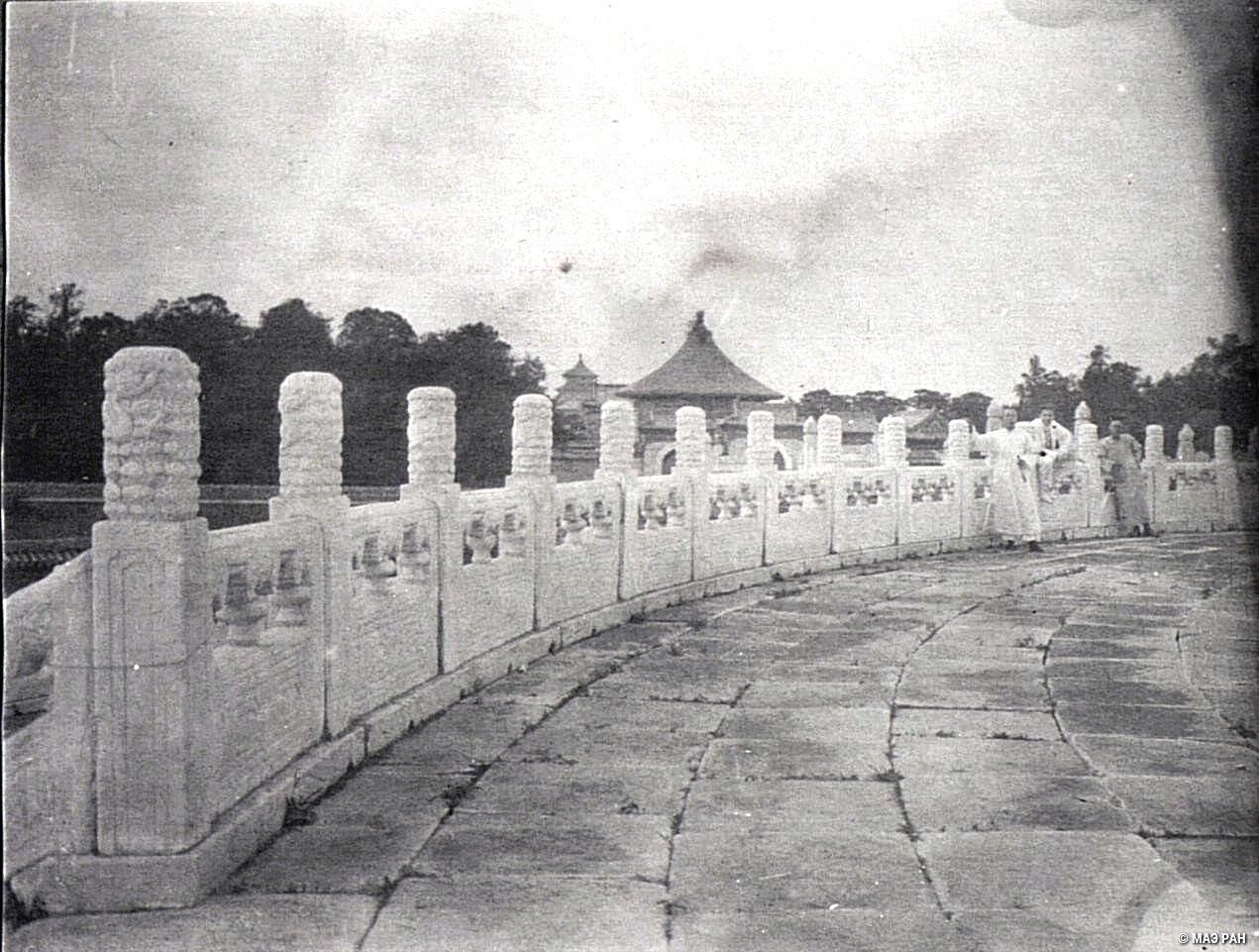 16. Алтарь у Храма Неба