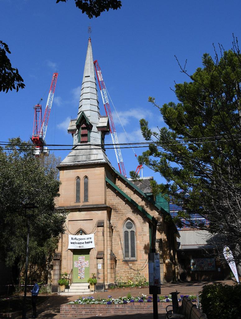 Uniting Church, Ultimo, Sydney, NSW.