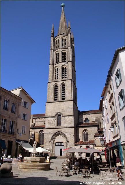 Église Saint-Michel-des-Lions (14th - 16th century)