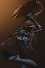 La danse du Samurai