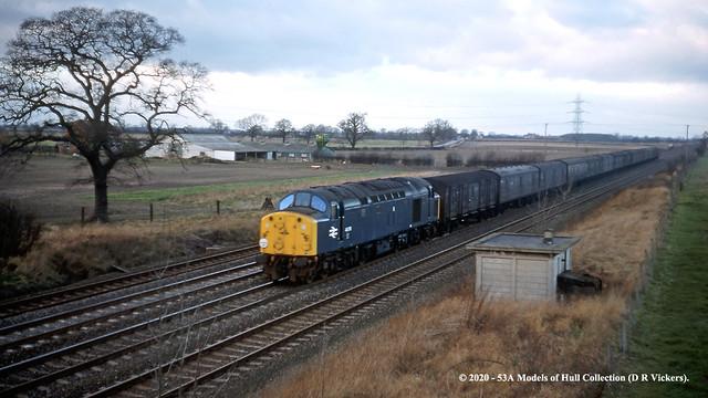 01/01/1978 - ECML north of York.