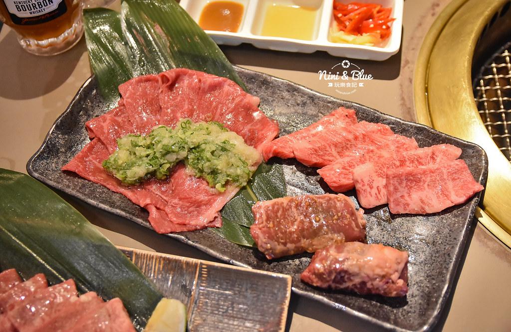 乾杯燒肉 台中新光 午間套餐生日優惠01