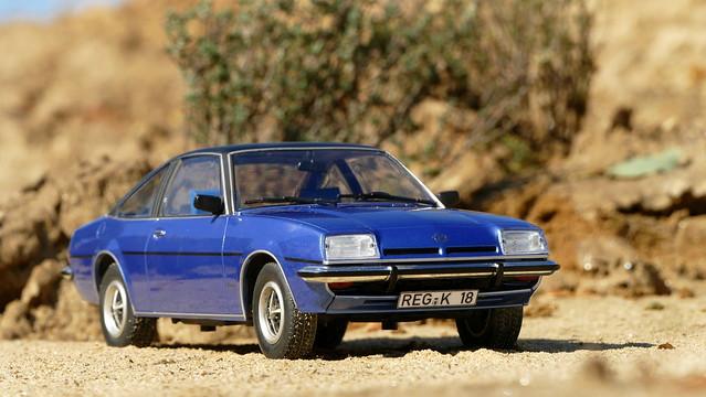 1:18 MCG - Opel Manta B