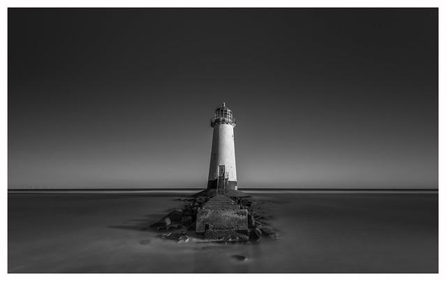 Point of Ayr Lighthouse, Talacre.