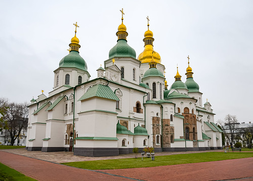 Kiev: Saint Sophia's Cathedral | by Jorge Franganillo