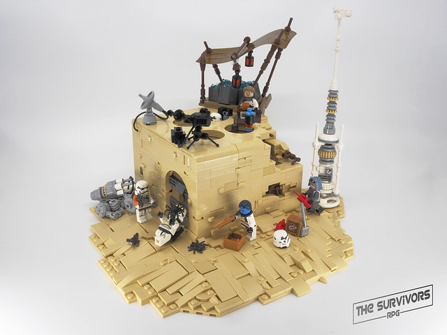 """[The Survivors RPG] Mission 1 - Espionage on Tatooine """"Lunch time!"""""""