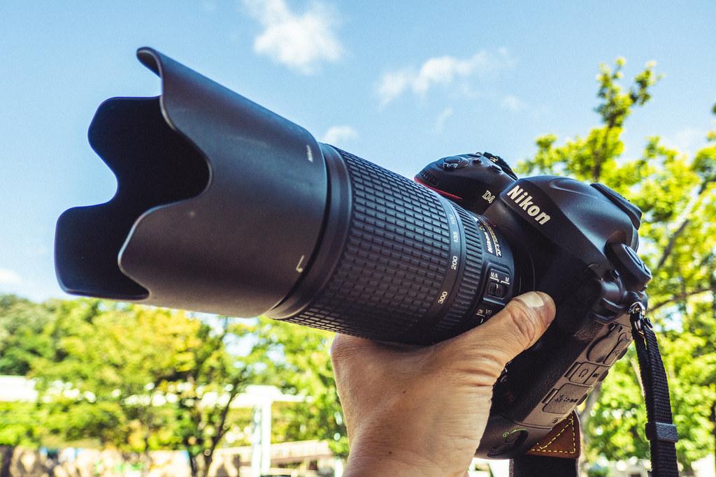 Nikon D4 + AF-S 70-300mm F4.5-5.6G VR