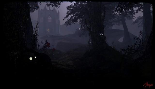 Mythomania - The forbidden place