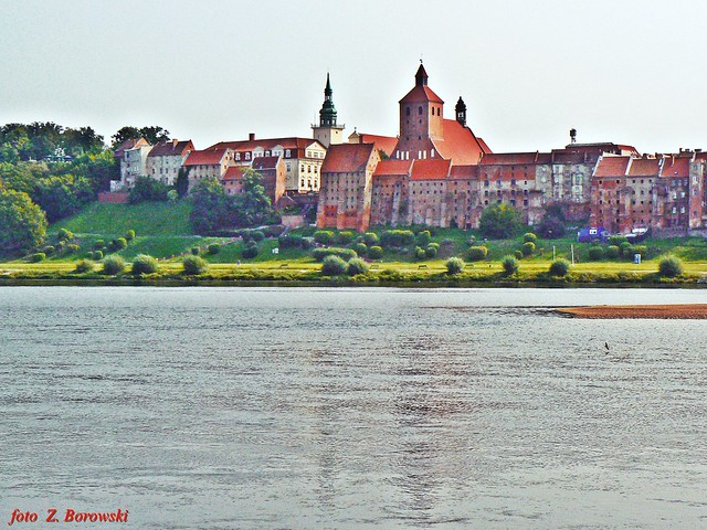 Grudziądz - view of Old Town