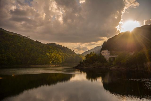 Lago di Provvidenza...