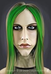 Celebrity Sunday - Avril Lavigne