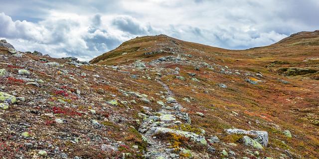 Fall in Hallingdal (explored)