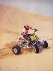Yamaha Banshee 350 -  Dirt Wheels pic