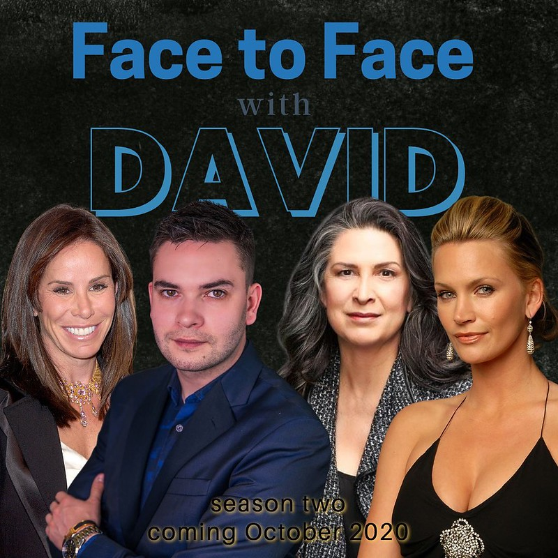 Pamela Rabe | Face to Face with David 2020