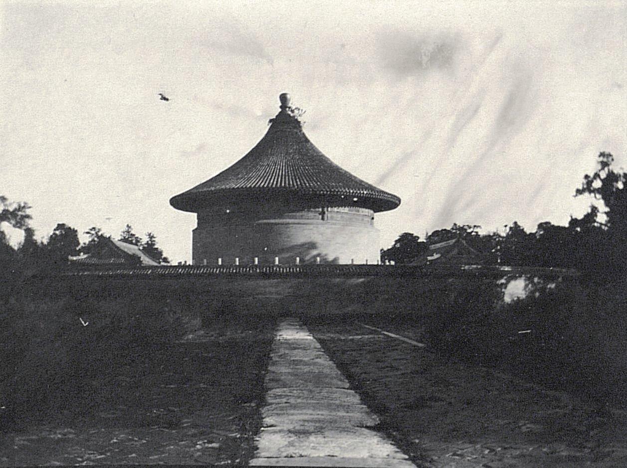 15. Павильон в Храме Неба