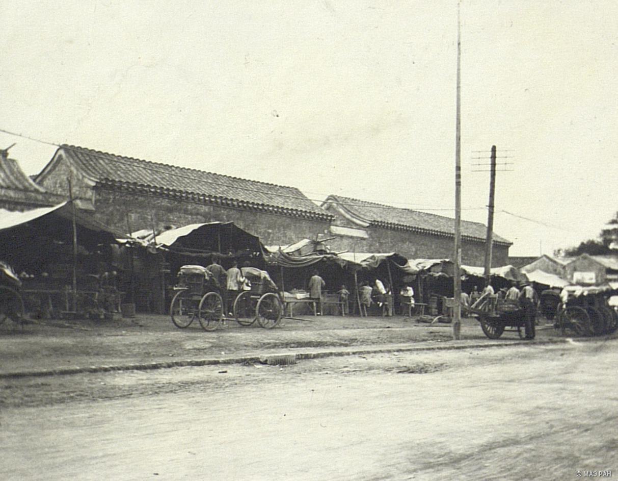 05. Уличная харчевня рикш