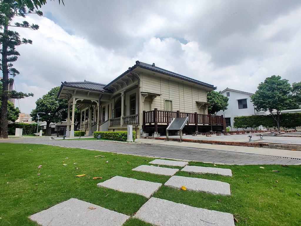 原台南廳長官邸 (1)