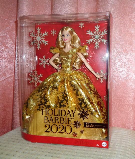 2020 Holiday Barbie (1)