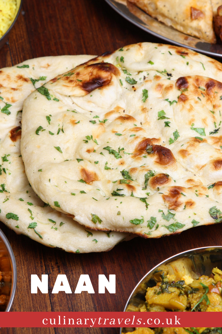 You will never buy shop bought naan after trying these traditional breads