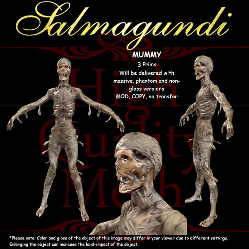Groupgift by SALMAGUNDI