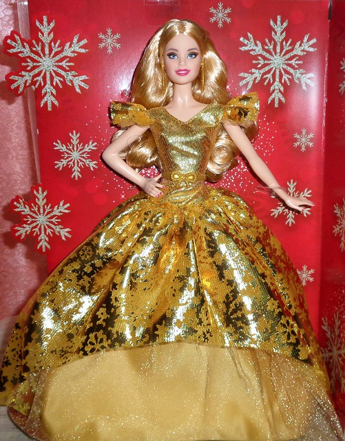 2020 Holiday Barbie (2)