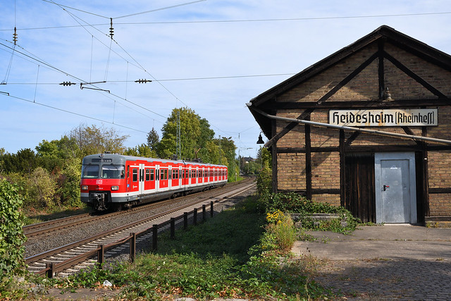 S-Bahn München 420 950 Heidesheim
