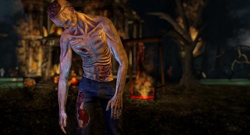 Zombie body Bento
