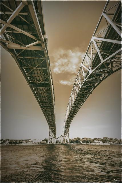 Blue Water Bridge - 03