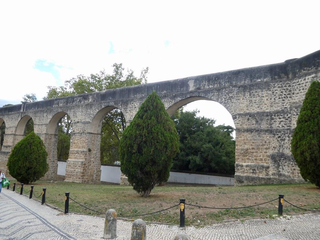 Aqueduto de Saö Sebastian, Coimbra