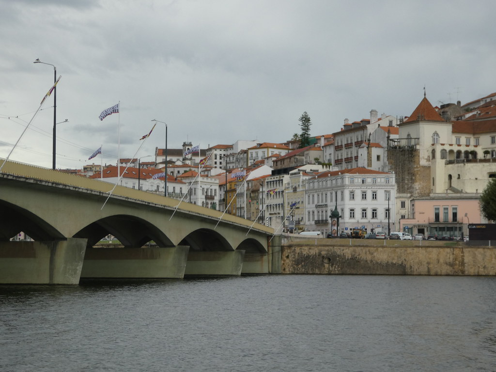 Santa Clara bridge, Coimbra