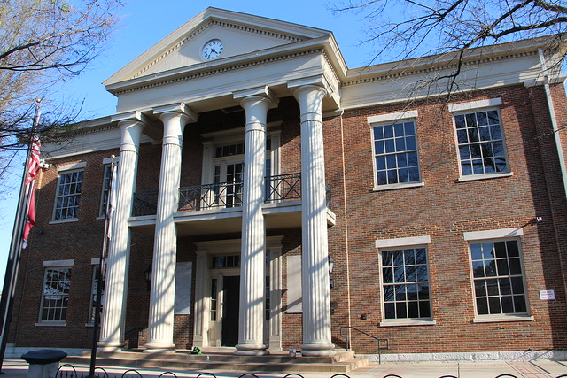 Old Williamson County Courthouse (Franklin, Tennessee)