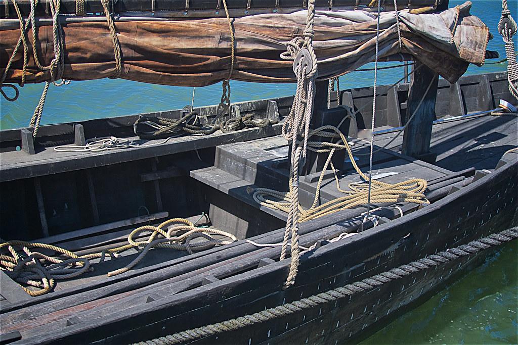 Aboard The Grace Quan