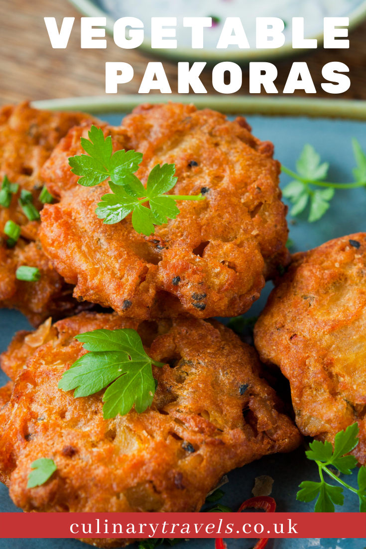 This vegetable pakora recipe is super easy to make and you can use pretty much any vegetables you like or have to hand. The pakoras are gluten-free and suitable for vegans.