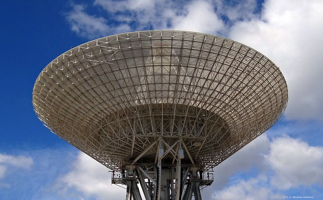 Madrid Deep Space Communications Complex (MDSCC). Explore.