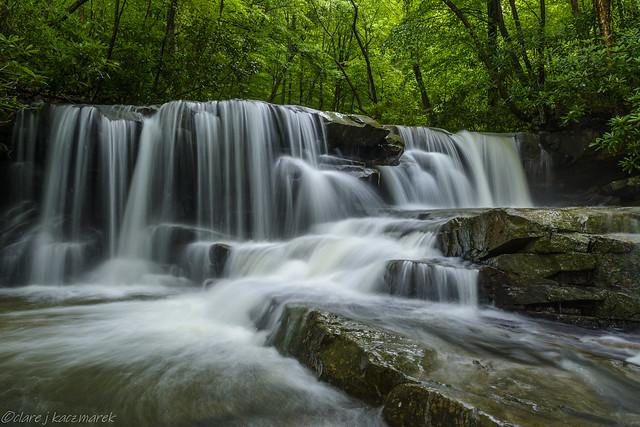 Upper Jonathan Run Falls