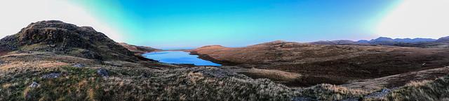 Devoke Water Cumbria first scout climb