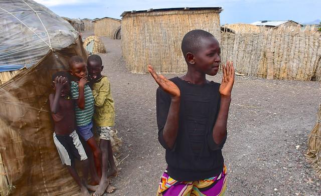 Kenya- El Molo village