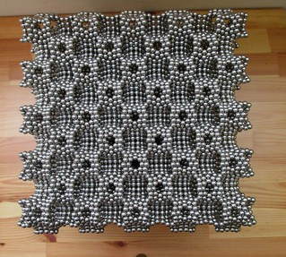 """Octagon"" Lattice: Cubic Cut"