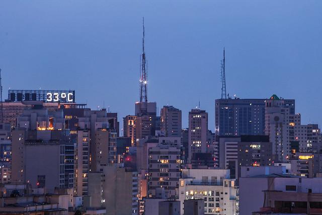 Paulista 33ºC