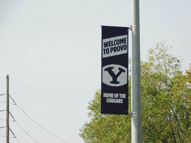 Welcome to Provo Banner