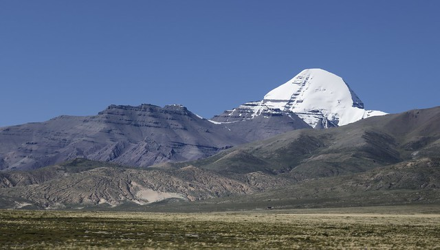 Kailash the Precious Snow Mountain, Tibet 2019