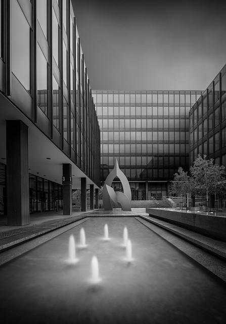 Miesian Plaza