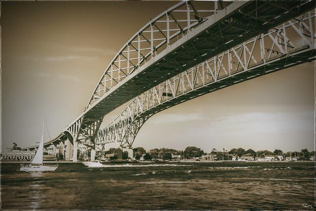 Blue Water Bridge - 01