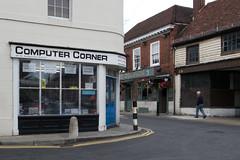 Computer Corner, Canterbury, July 2013