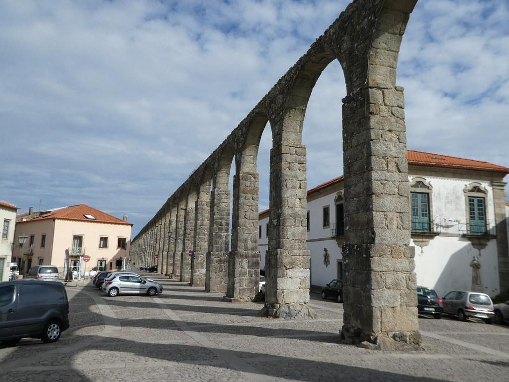 Aqueduto de Santa Clara, Vila do Conde
