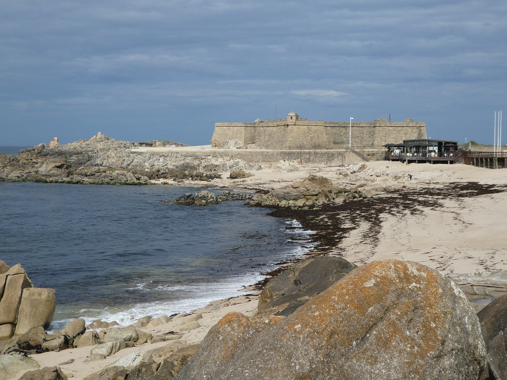 Fort of Saö Joāo Baptiste, Vila do Conde