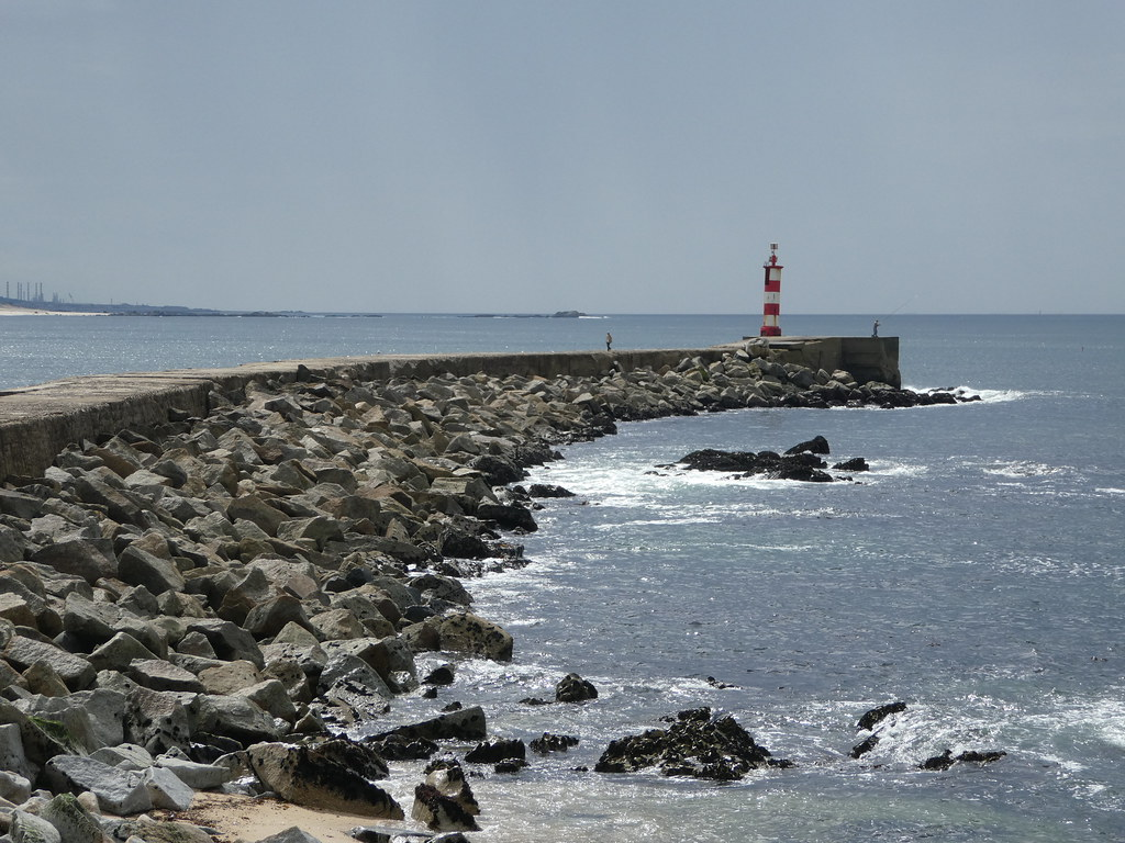 Vila do Conde Lighthouse